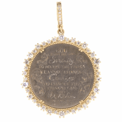 Closeup image for View Reversible Coin Station Necklace - 59Ywgdn-U By Dana Bronfman