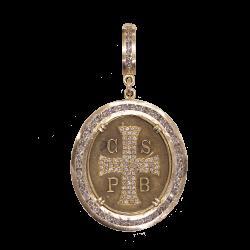Closeup image for View Guinea Necklace  By Shompole