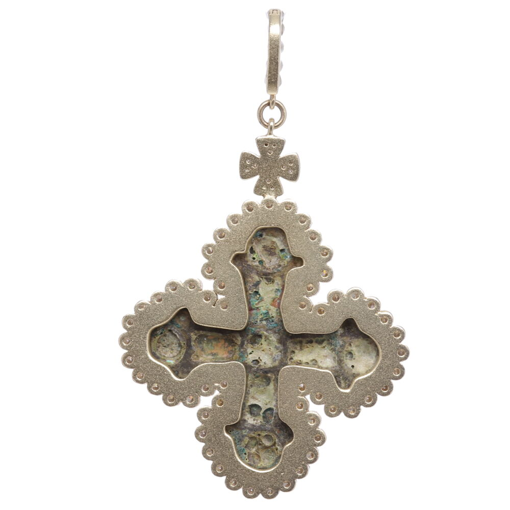 Image 2 for Ancient Viking Cross Pendant