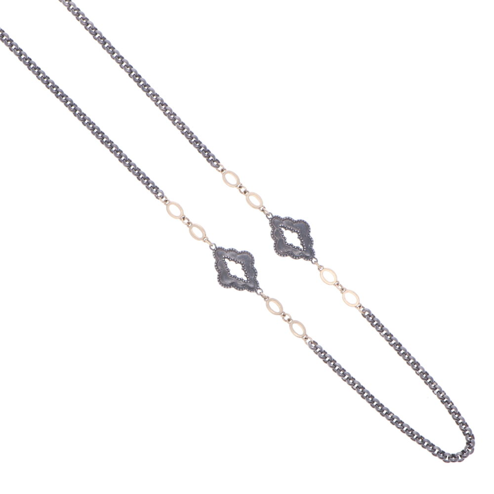 Image 2 for Marquise Layering Chain