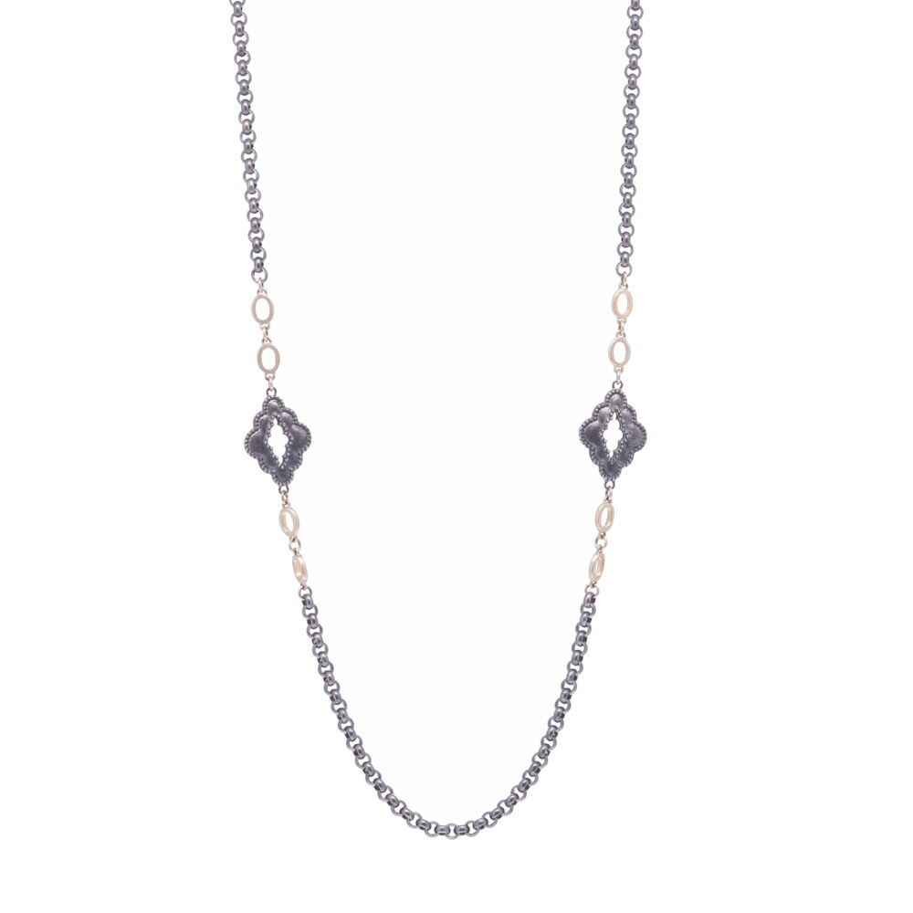 Marquise Layering Chain