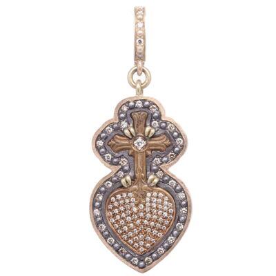 """Australian Flying Pearl Earrings  18K White Gold Leaf Hook White Australian Pearls 13MM Pearls Length 3/4"""""""