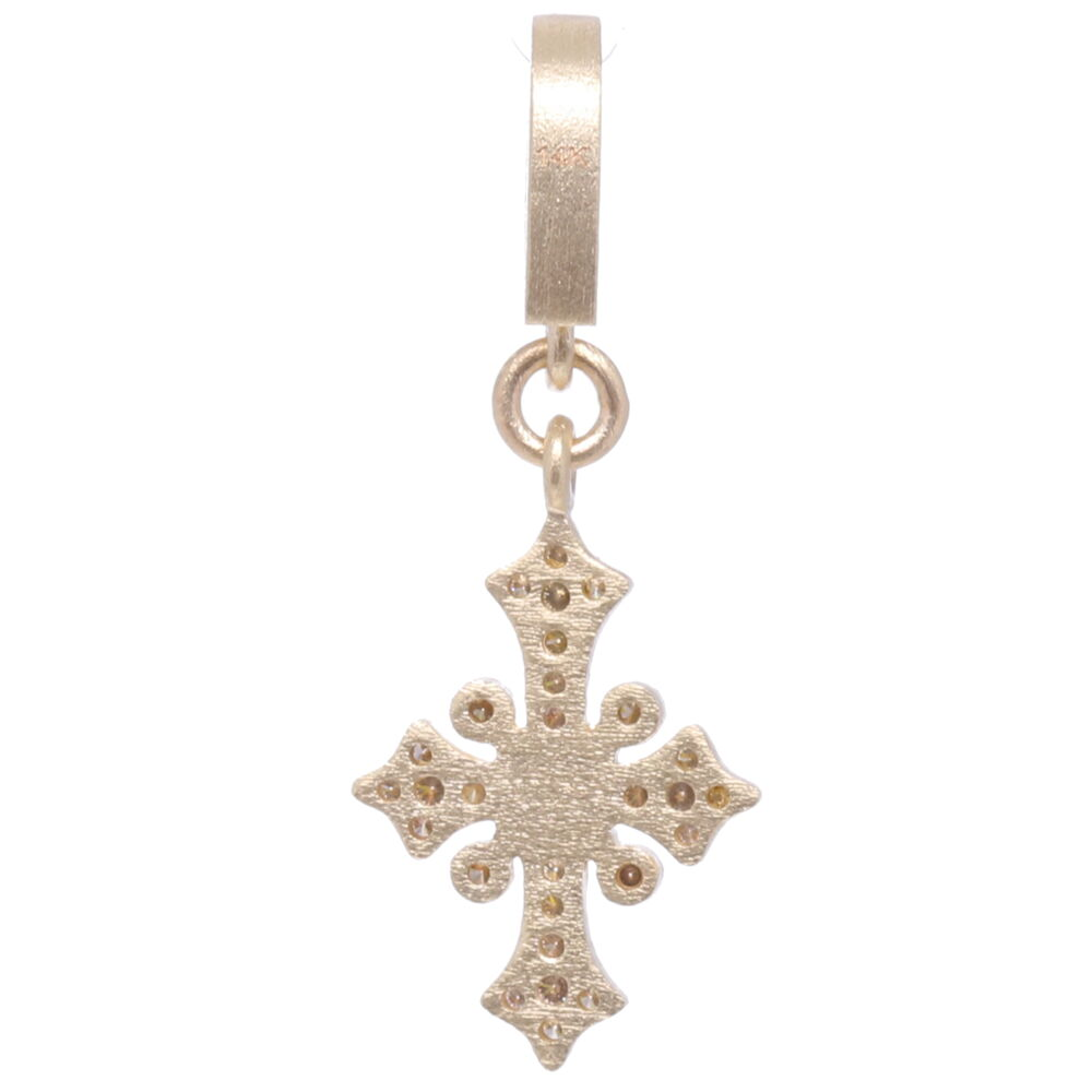 Image 2 for Classic Tiny Cross Pendant