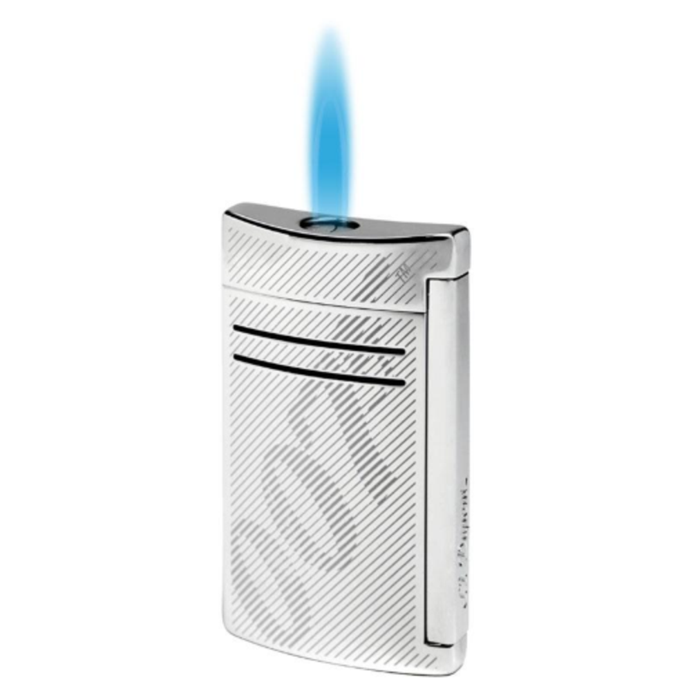 S.T. Dupont Limited Edition Maxijet Chrome James Bond Cigar Lighter