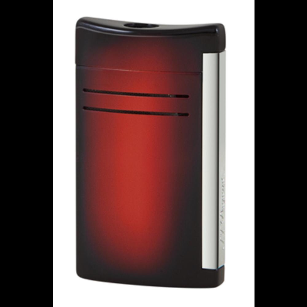 S. T. Dupont Maxijet Glossy Sunburst Red Lighter