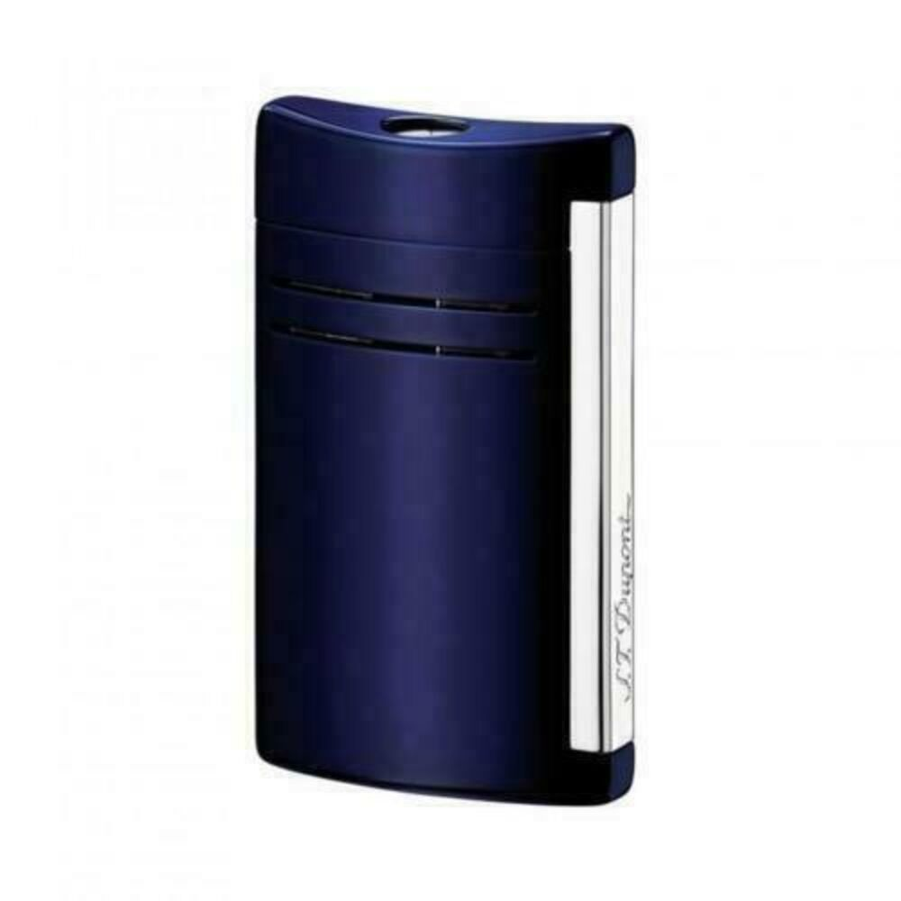 S.T. Dupont Maxijet Lighter Lacquer Midnight Blue