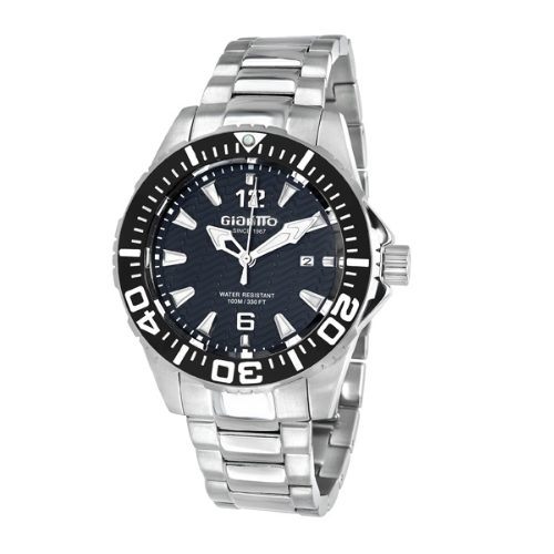 Closeup photo of Giantto MensGM3 DIVER LIMITED EDITION AUTOMATIC