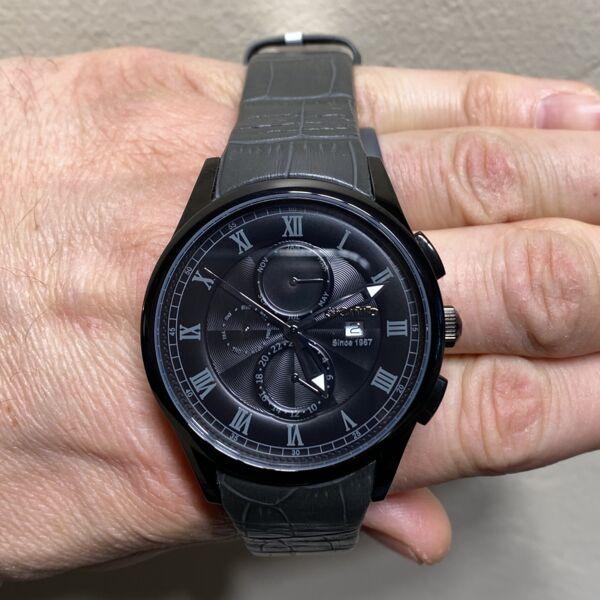 Closeup photo of Giantto MensGIANTTO G32 BLACK SS