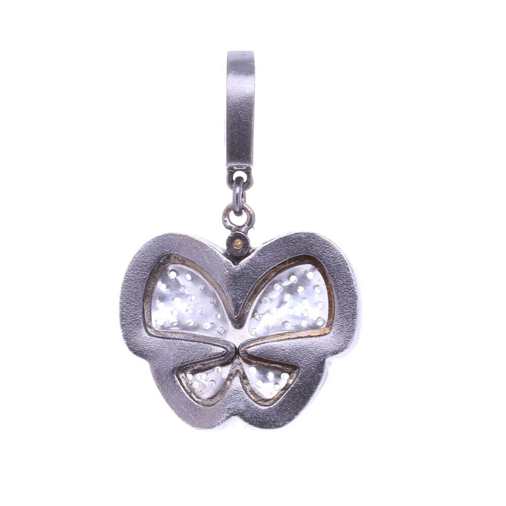 Image 2 for Cynthia Ann Jewels Diamond Butterfly Pendant