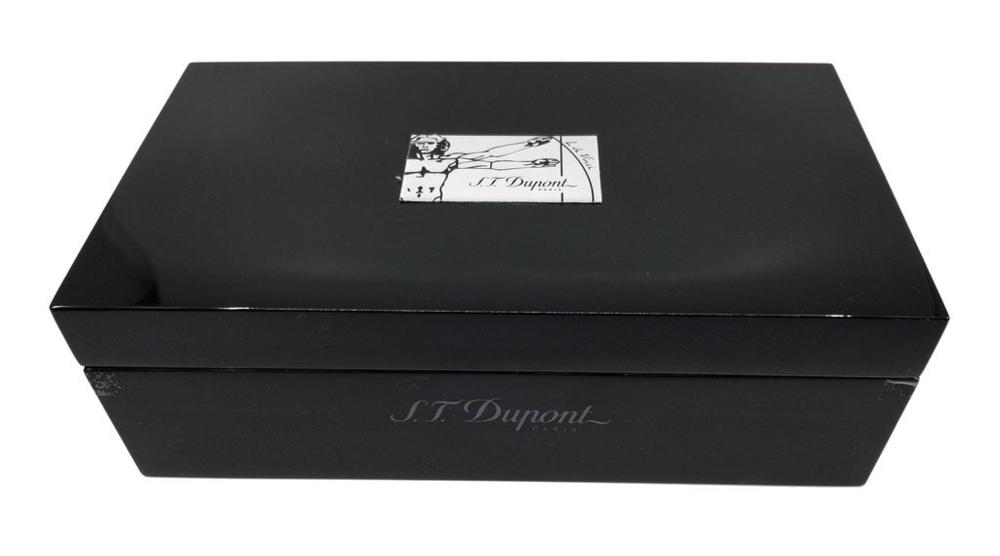 Image 2 for St Dupont Limited Edition Da Vinci Vitruvian Man 415036 Ballpoint Pen
