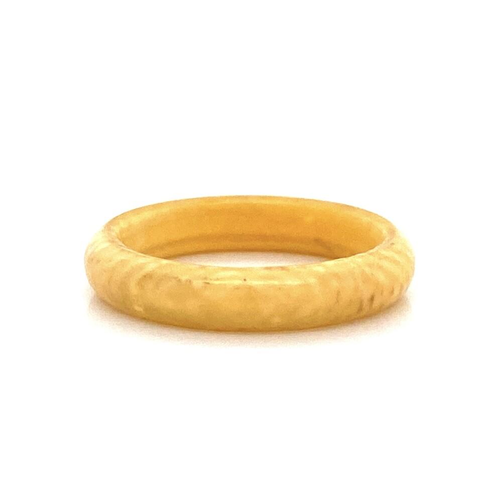 Bone Band Ring 0.7g, s5.5