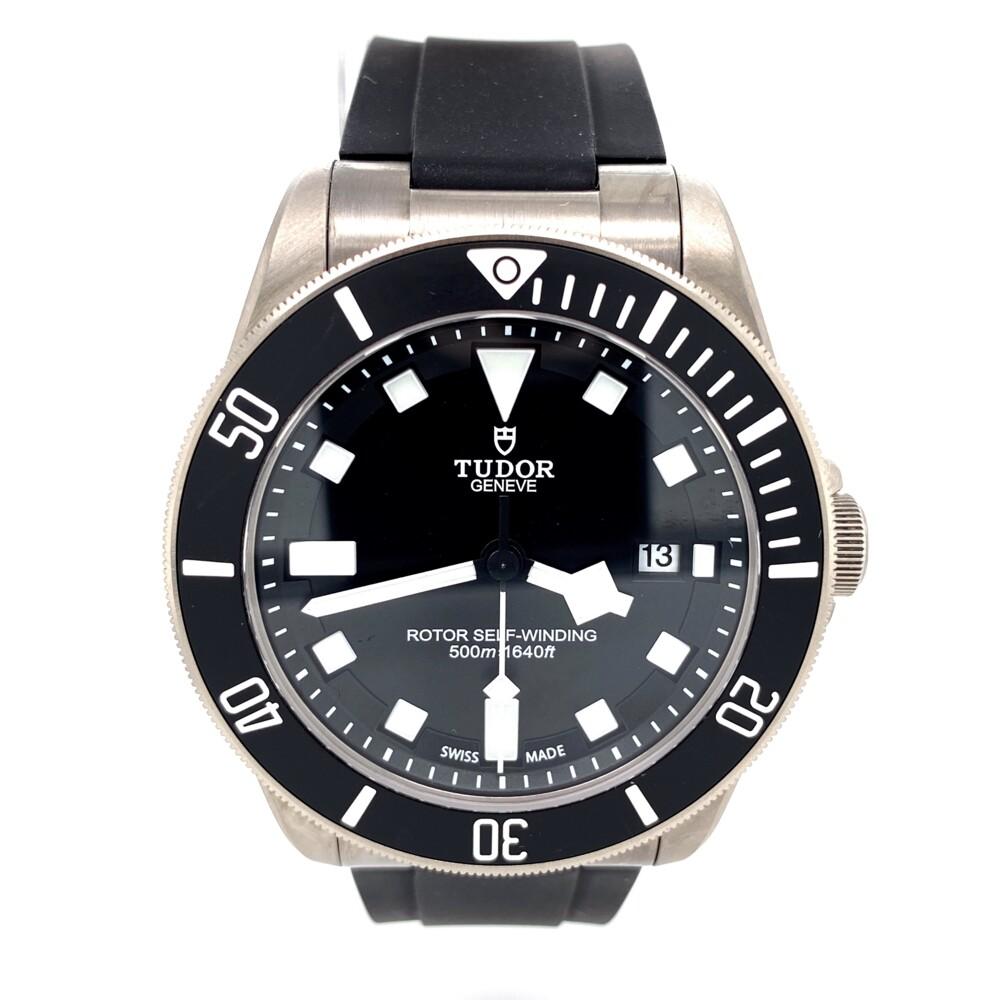 TUDOR 42mm Pelagos Mint Complete 25500TN Titanium