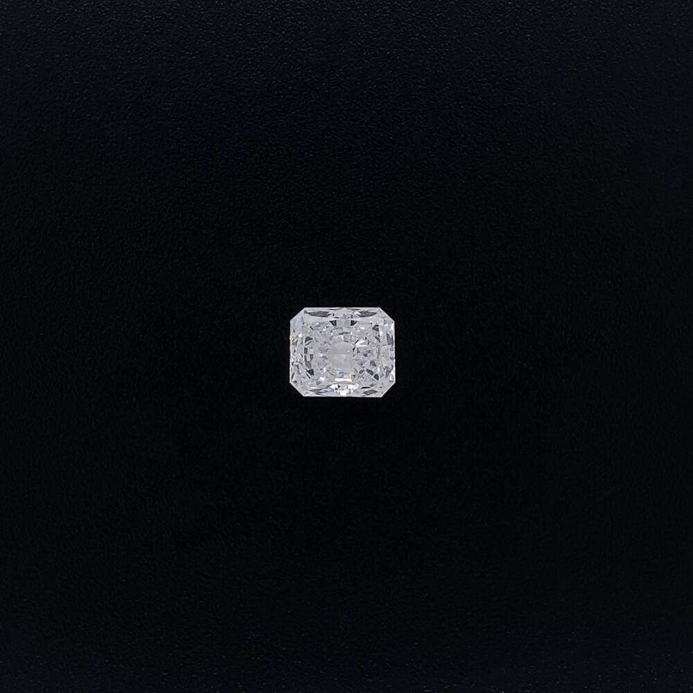 1.17ct Radiant Cut Diamond D-VVS1 GIA 6.72x5.70x3.66 #6217508649
