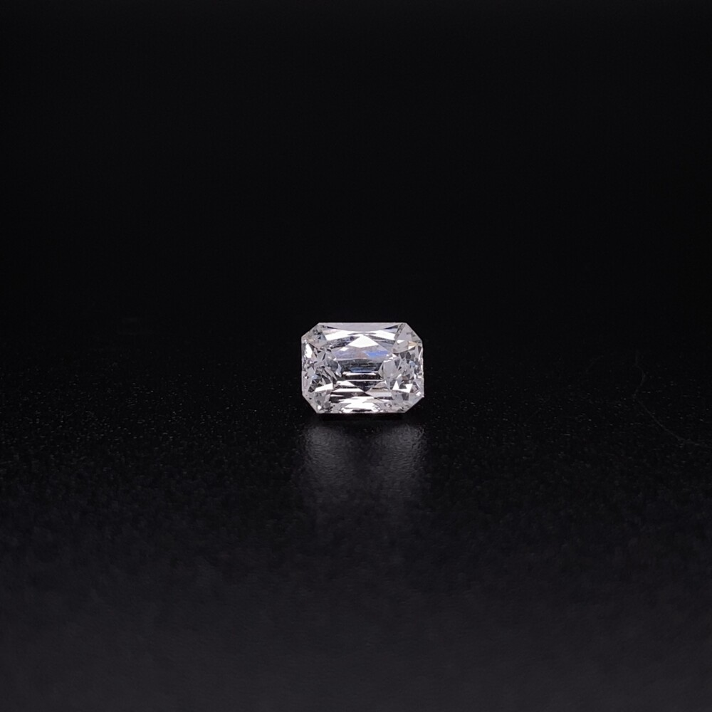 1.08ct Crisscut Radiant Diamond GIA G-VS1 #6214461745