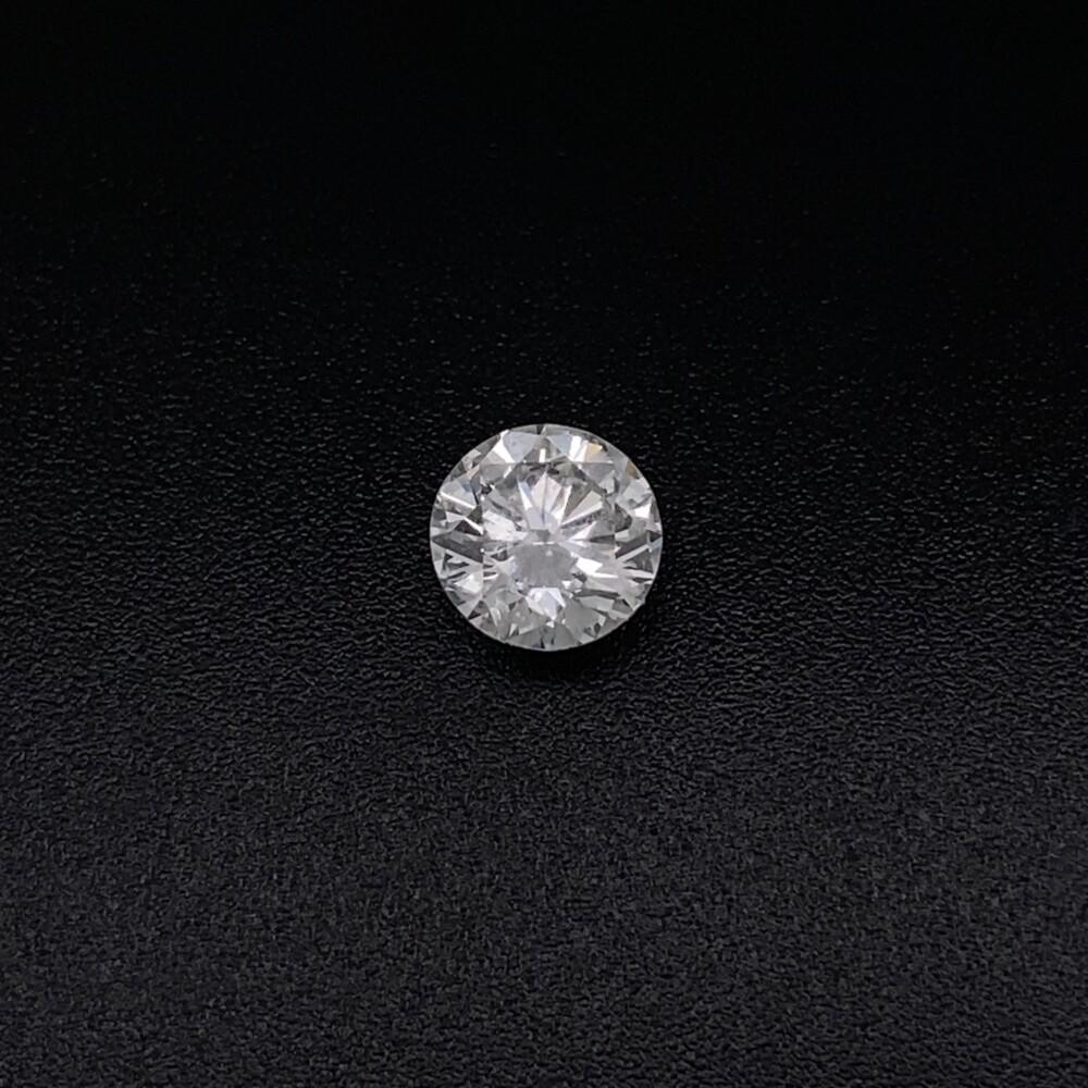 1.13 Round Brilliant Diamond GIA 6.66 x 6.72 x 4.07mm I-I1 #1216526566