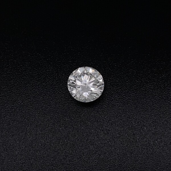 Closeup photo of 1.13 Round Brilliant Diamond GIA 6.66 x 6.72 x 4.07mm I-I1 #1216526566