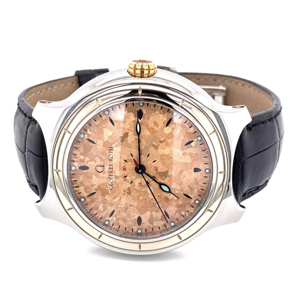 Geoffrey Roth HH2 Watch S/N2126