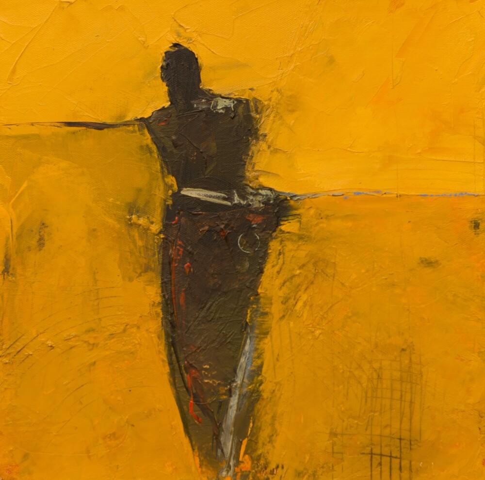 Yellow Fashionista I