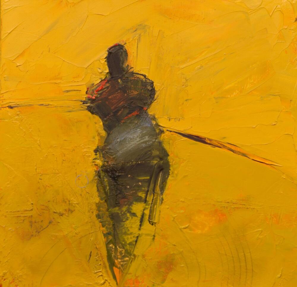 Yellow Fashionista III