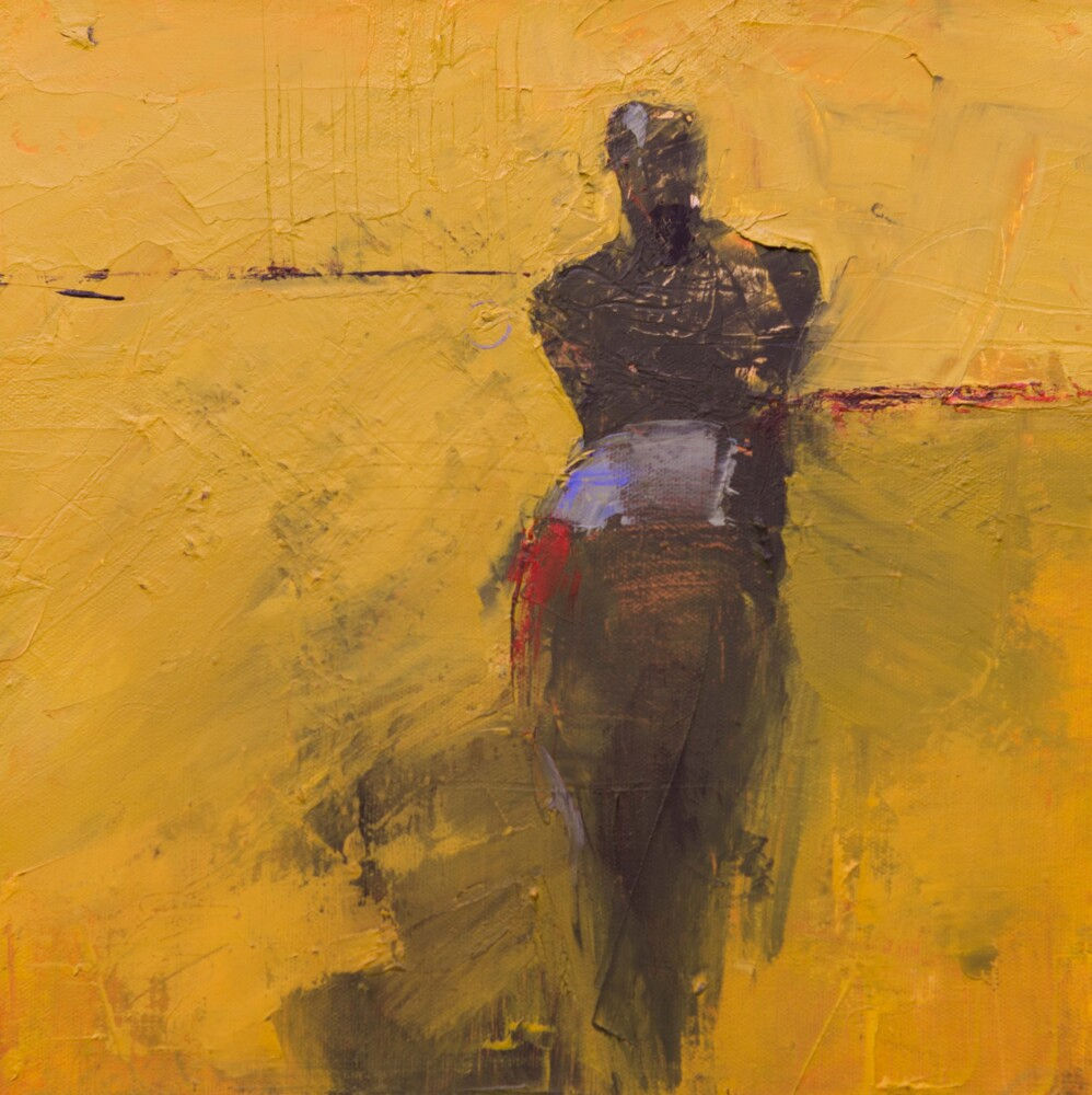 Yellow Fashionista IV