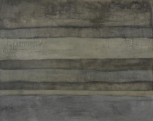 Closeup photo of Textural Existence #101