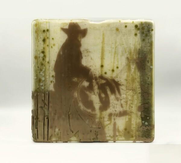 Closeup photo of Copper Cowboy