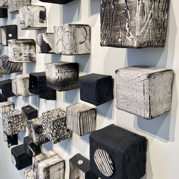 Closeup photo of Cubes Large