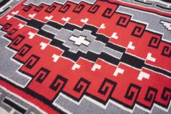 Closeup photo of Rug Cn12 Granado Red