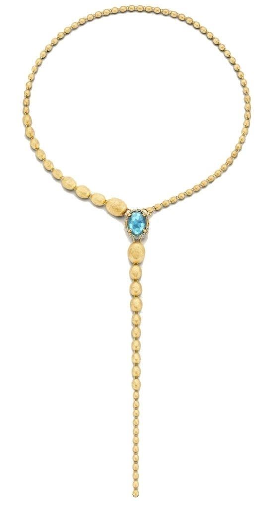 Dancing In The Rain Reverso Necklace