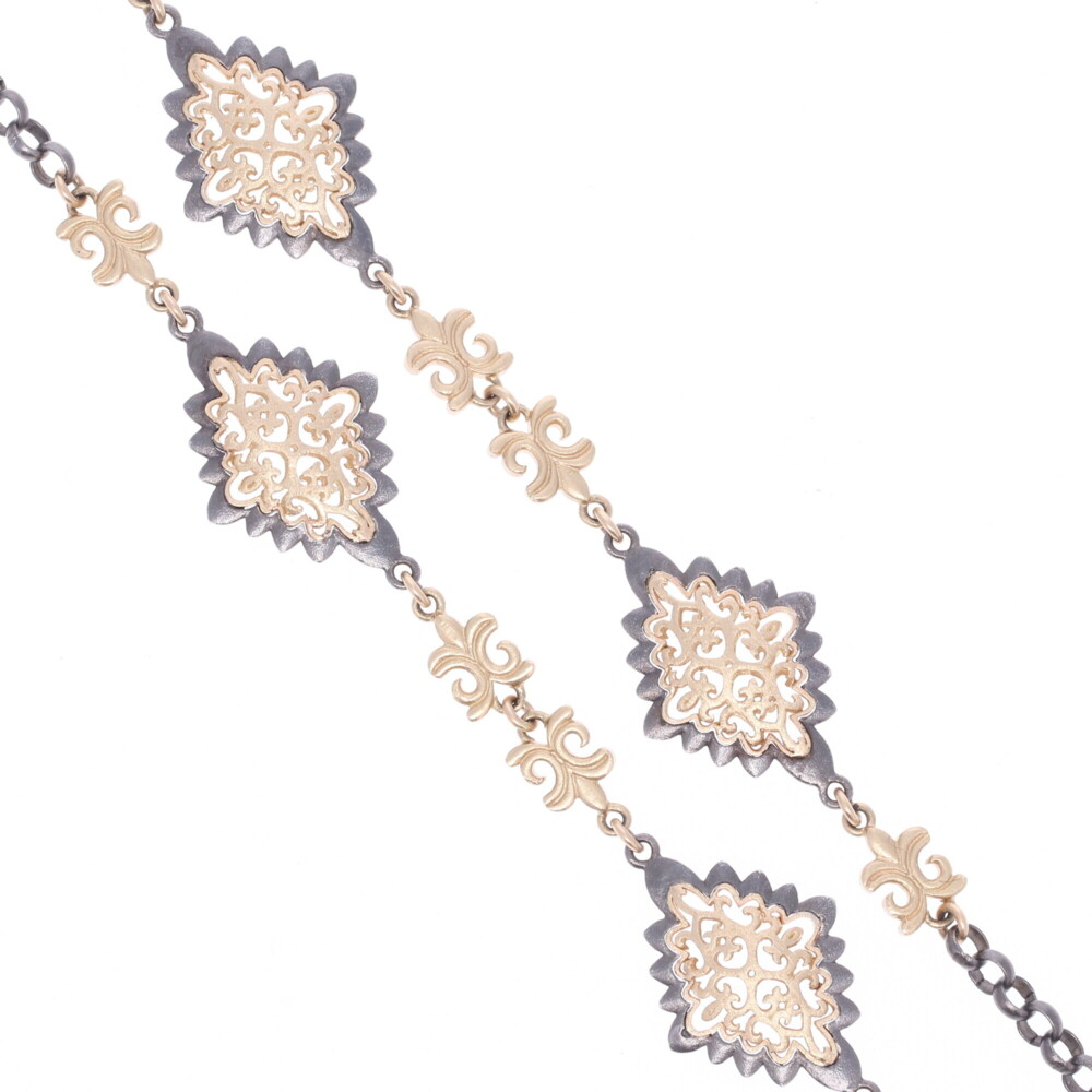 Image 2 for Royal Abstract Gold Chain