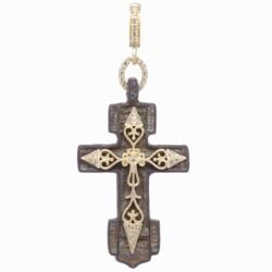 Closeup photo of Old Believers Cross Pendant