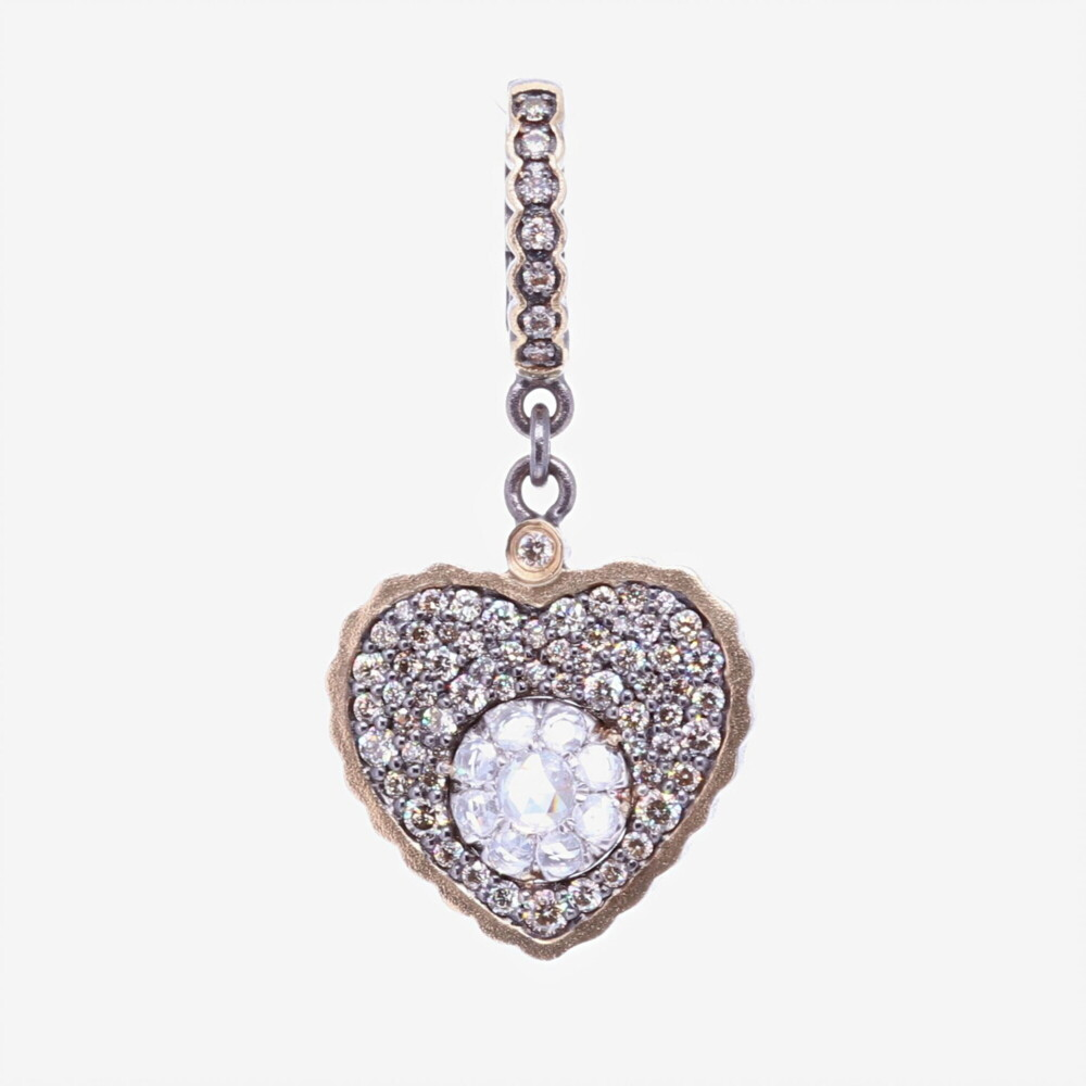 Heart shaped Pendant