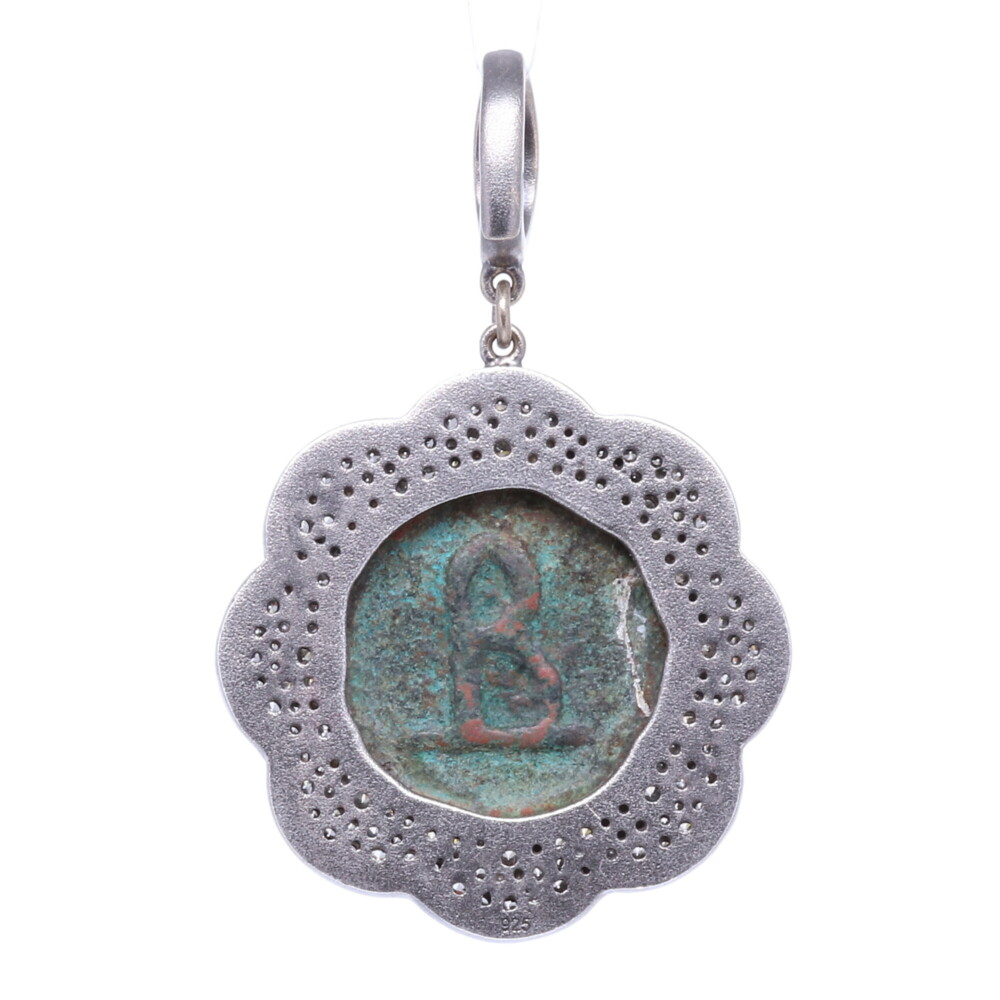 Image 2 for Ancient Byzantine Coin Pendant