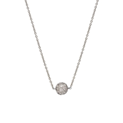 Closeup photo of Disco Necklace