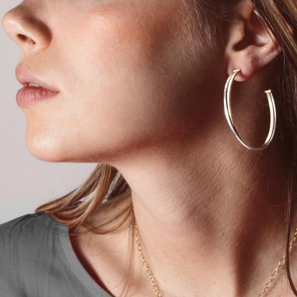 Image 2 for Masai 2 Tone Hoops