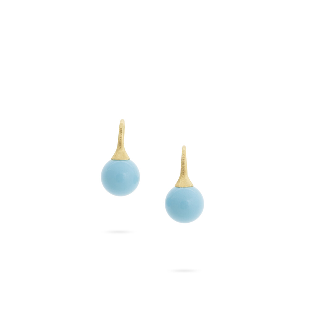 Africa Turquoise Earrings