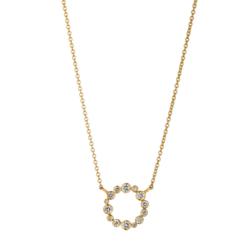 Closeup photo of Bubble Necklace
