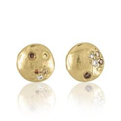 Closeup photo of Earrings
