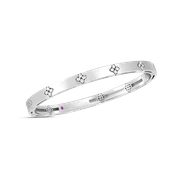 Closeup photo of Love in Verona Bangle