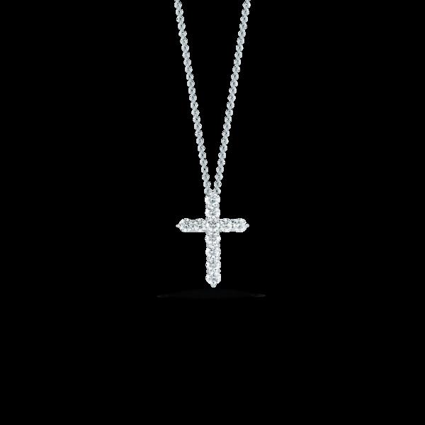 Closeup photo of Diamond Cross