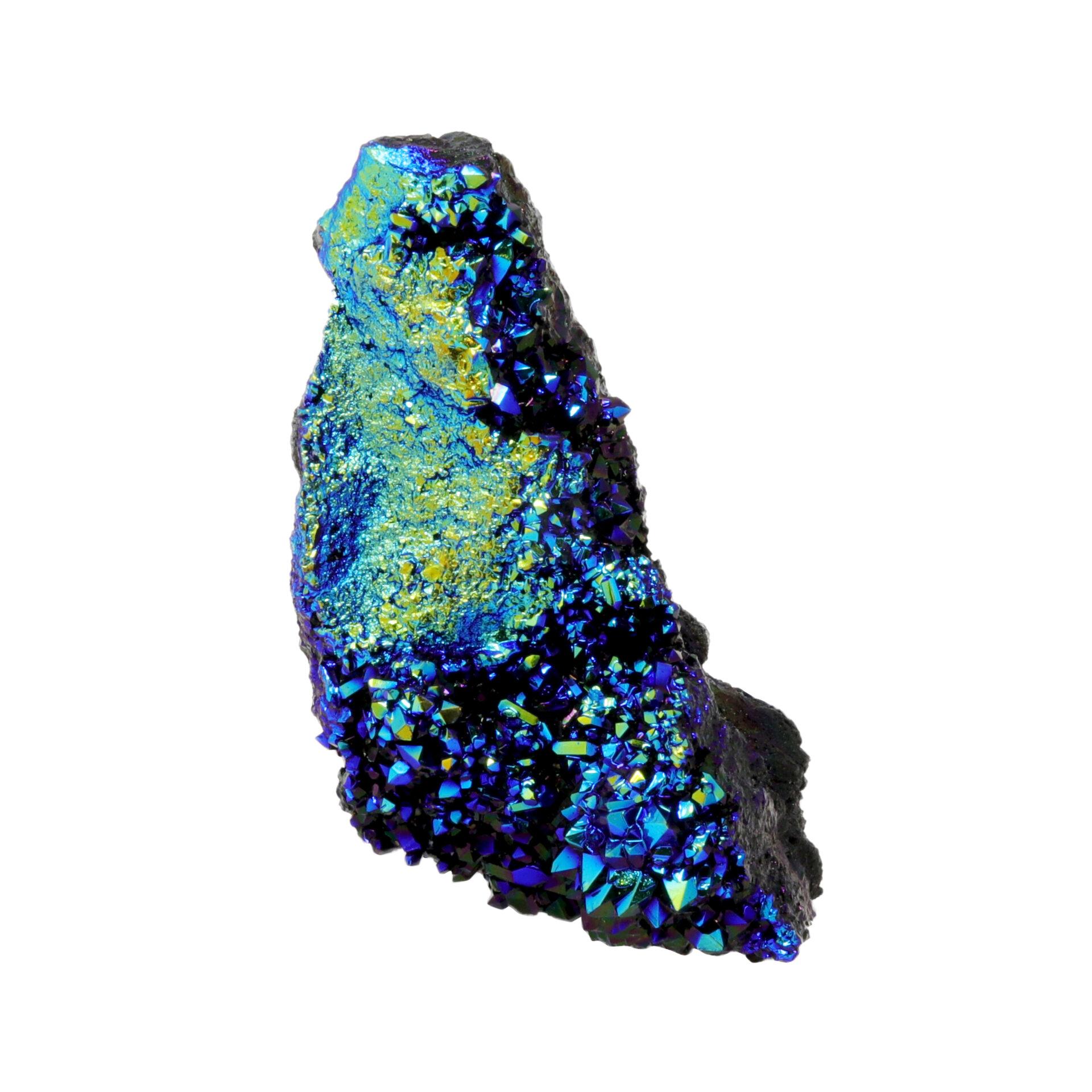 . Titanium Geodes