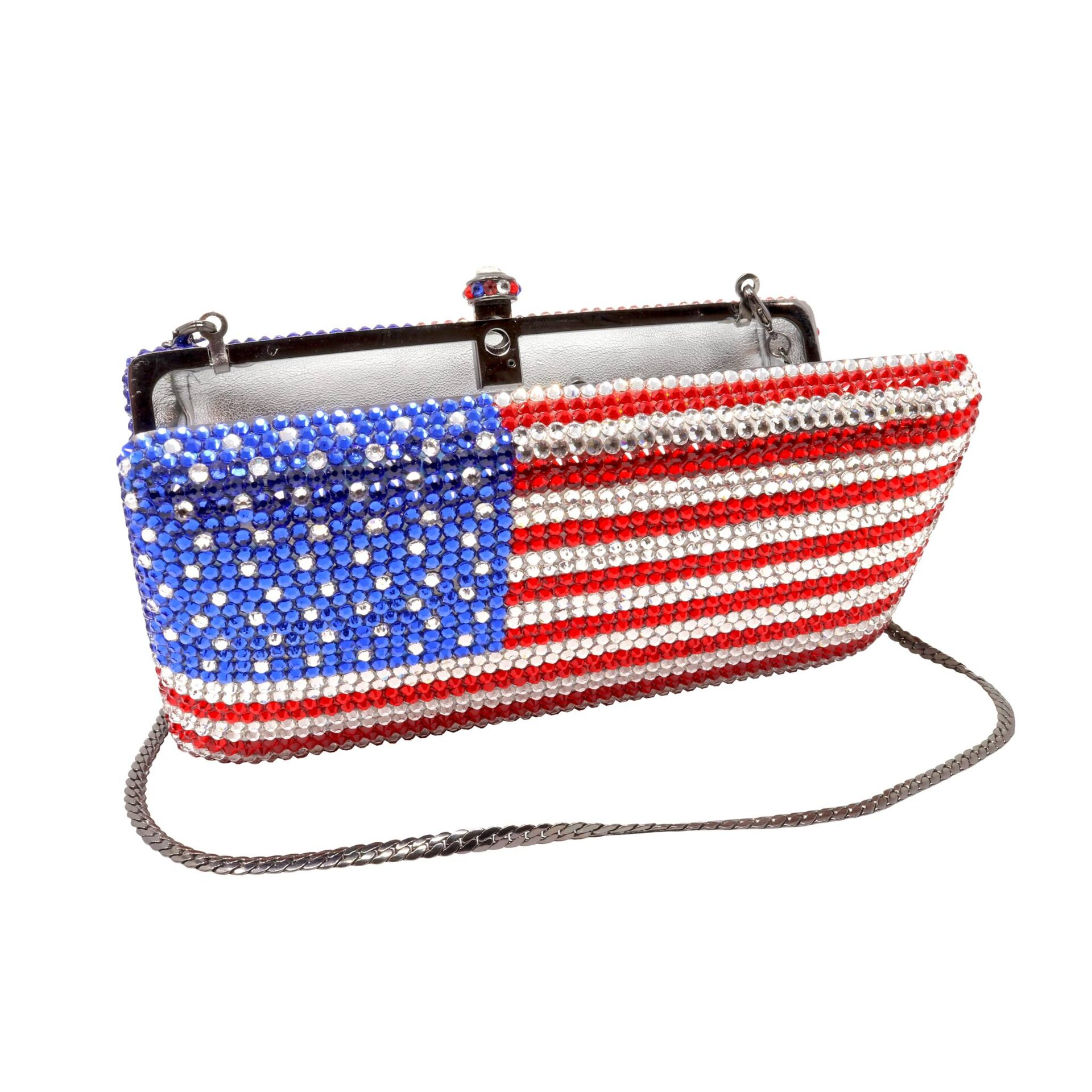 . 4th of July Dazzled Purses