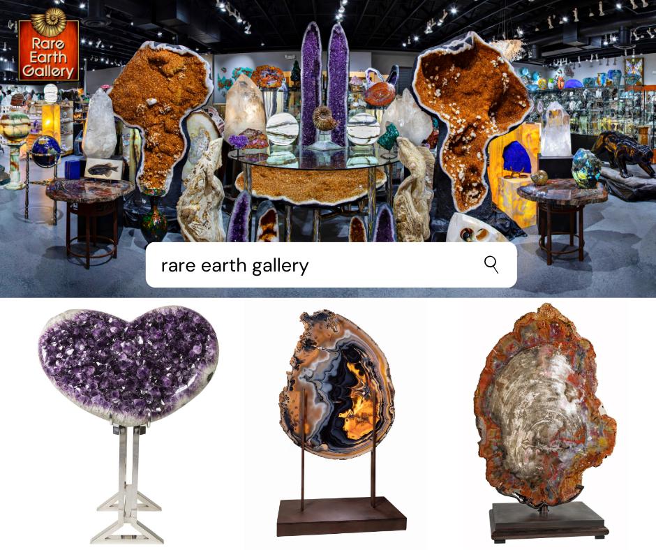 . Rare Earth Gallery