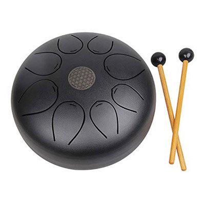 . Steel Tongue Drums
