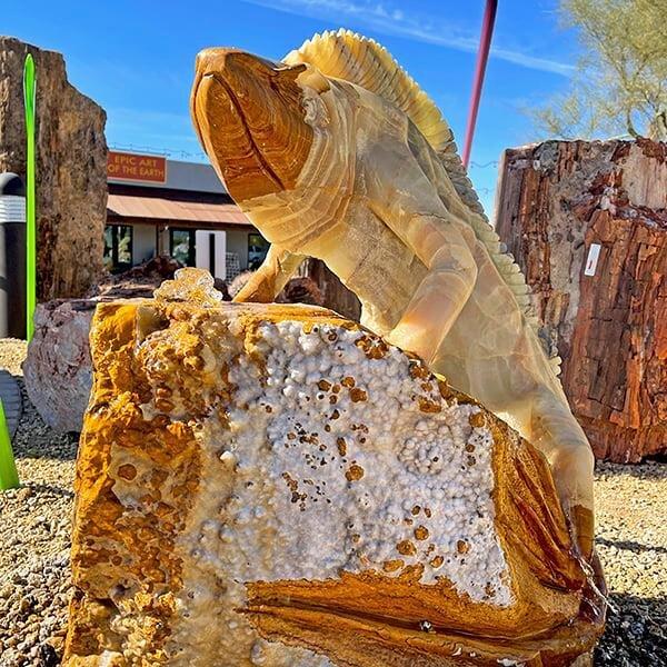 . Awe-Inspiring Fountains and Sculptures