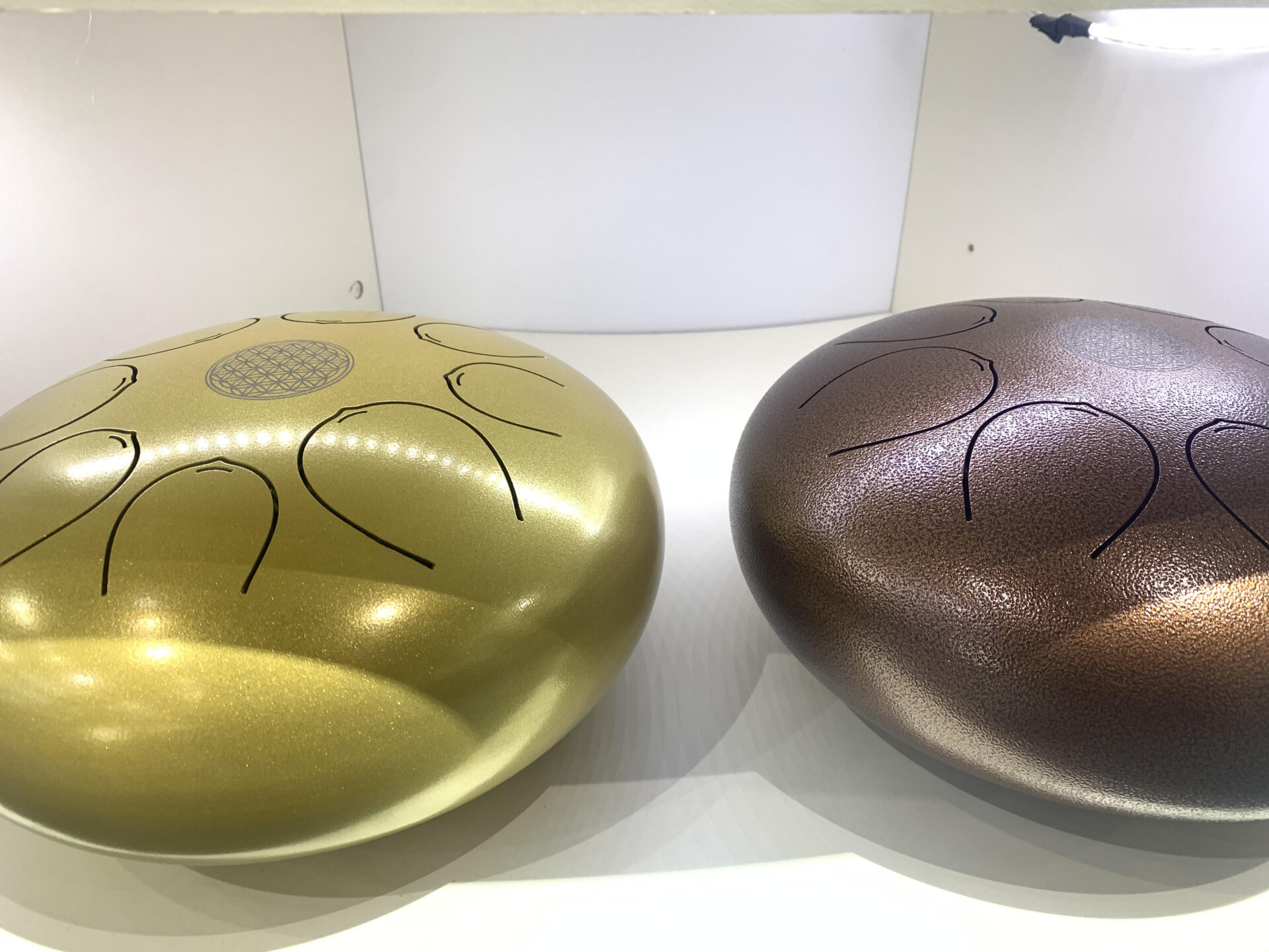 . New Large Tongue Drums