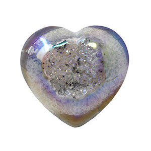. Druze/ Druzy Heart Collection