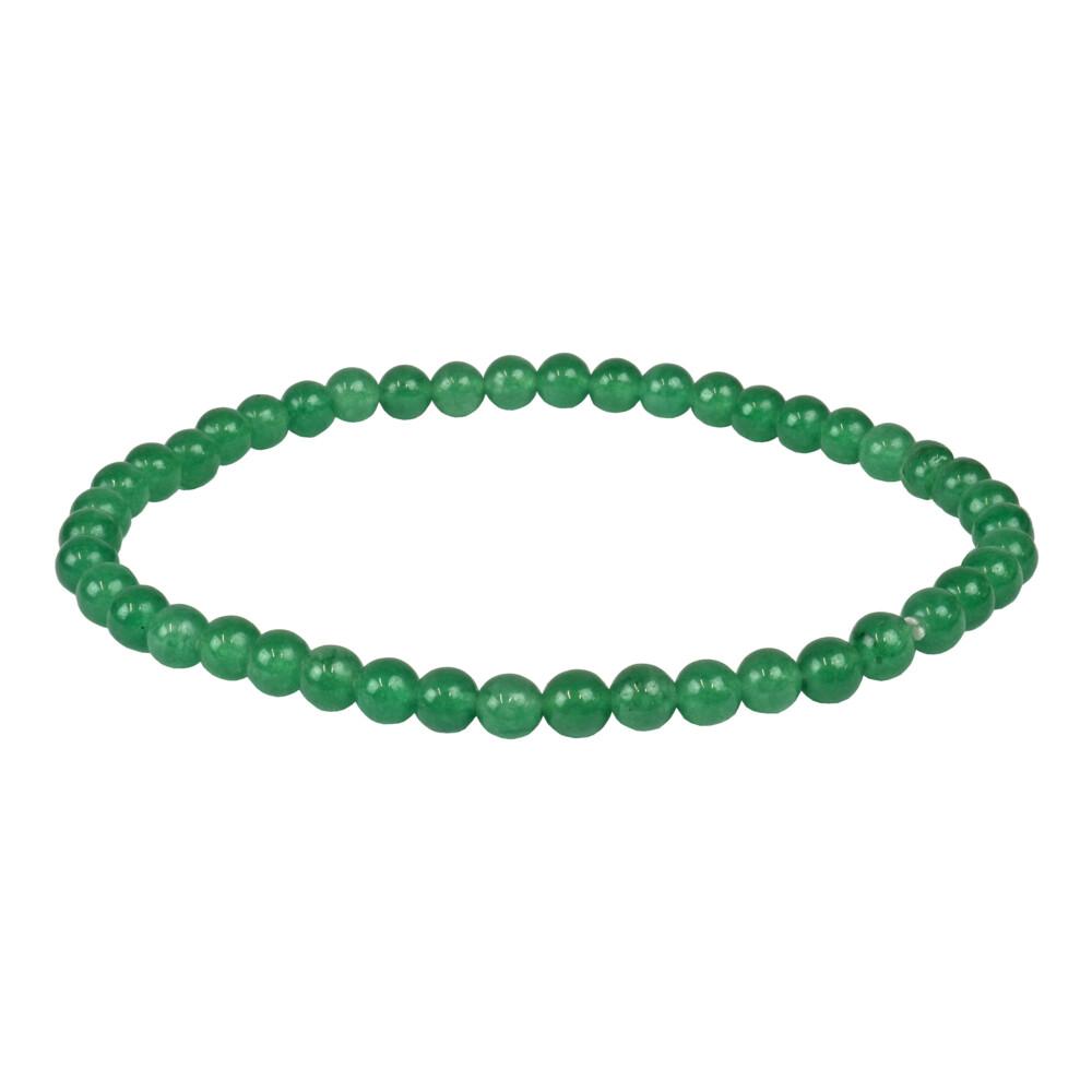 Green Aventurine 4mm Bracelet