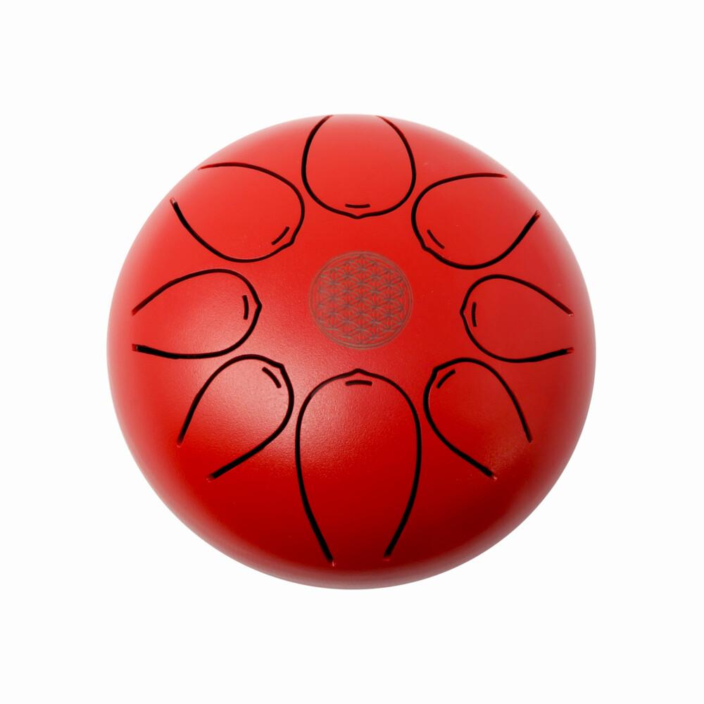 Steel Drum Mini -Red
