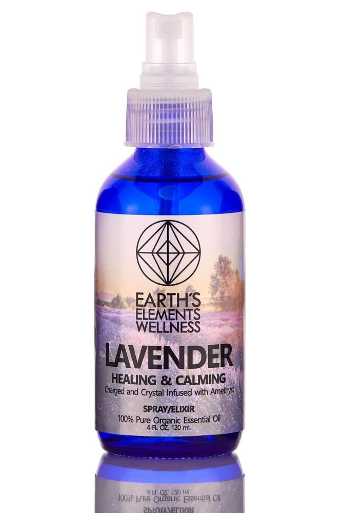 Organic Lavendar Spray 120ml